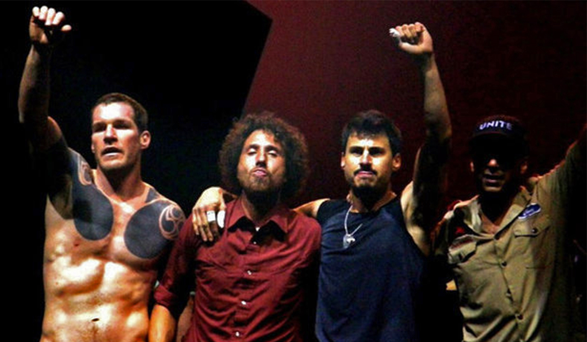 25 Years Of Rage Against The Machine