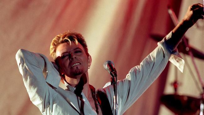 Celebrating Bowie