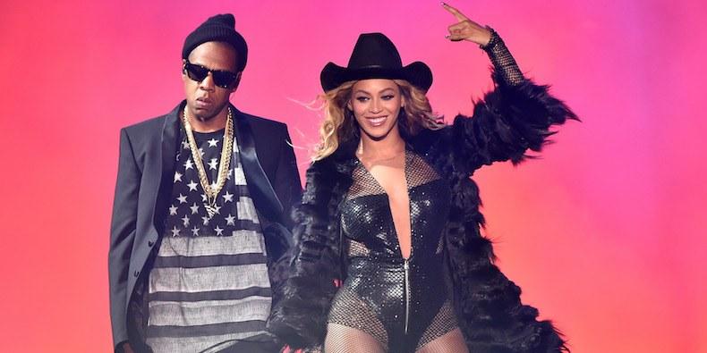 Jay Z En Beyonce