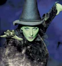 Wicked Musical Tickets